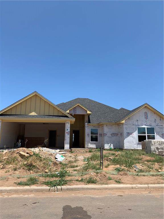 318 Blue Lake Drive, Abilene, TX 79602 (MLS #14129343) :: The Chad Smith Team