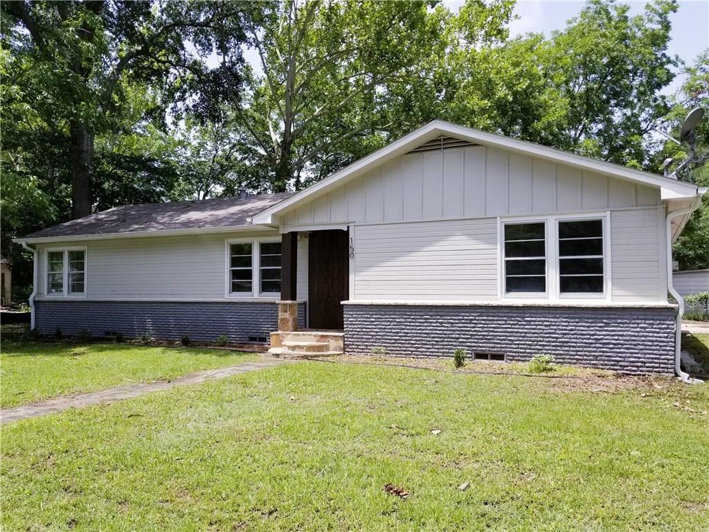 150 Cherry Lane, Van, TX 75790 (MLS #14129573) :: The Good Home Team