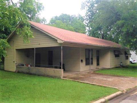 403 Anderson Street, New Boston, TX 75570 (MLS #14131367) :: RE/MAX Town & Country