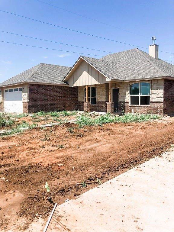 7526 Olive Grove, Abilene, TX 79606 (MLS #14131830) :: The Tonya Harbin Team
