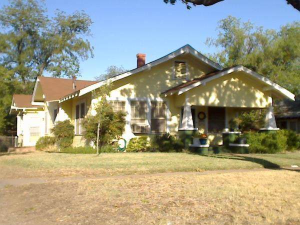 718 Palm Street, Abilene, TX 79602 (MLS #14133647) :: Robbins Real Estate Group