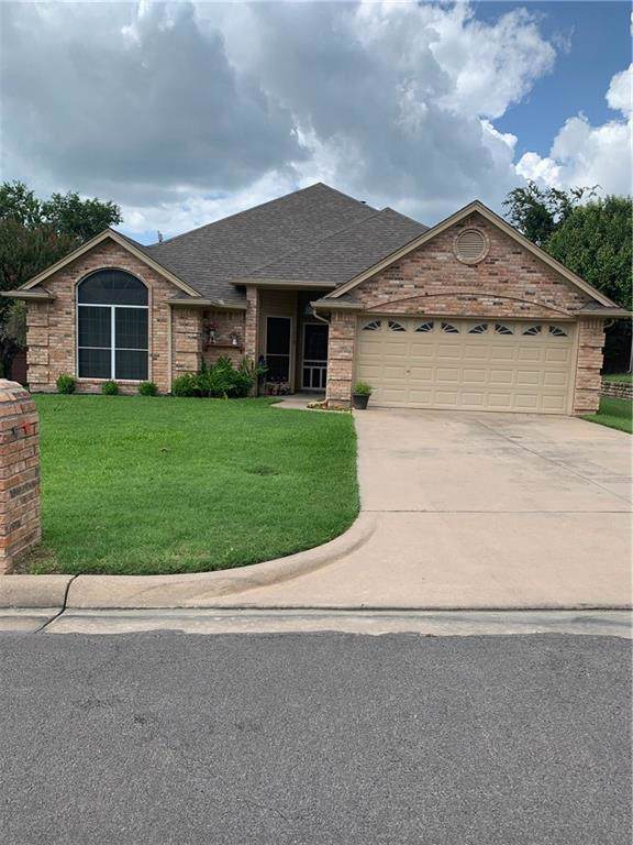 1518 Shadow Run, Weatherford, TX 76086 (MLS #14134636) :: RE/MAX Town & Country