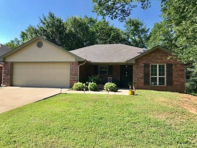 3025 Aikin Drive, Paris, TX 75460 (MLS #14135871) :: Hargrove Realty Group