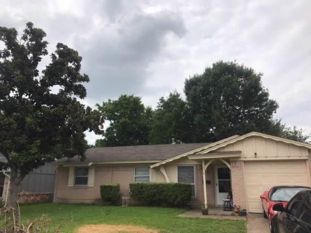 514 Golden Meadows, Duncanville, TX 75116 (MLS #14137185) :: Roberts Real Estate Group