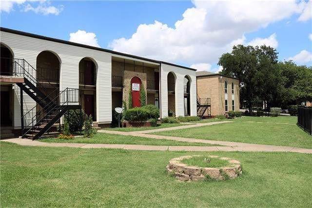6028 Westridge Lane #110, Fort Worth, TX 76116 (MLS #14137196) :: Kimberly Davis & Associates