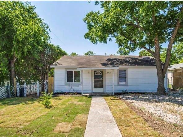 8209 Richard Street, White Settlement, TX 76108 (MLS #14137303) :: The Tierny Jordan Network