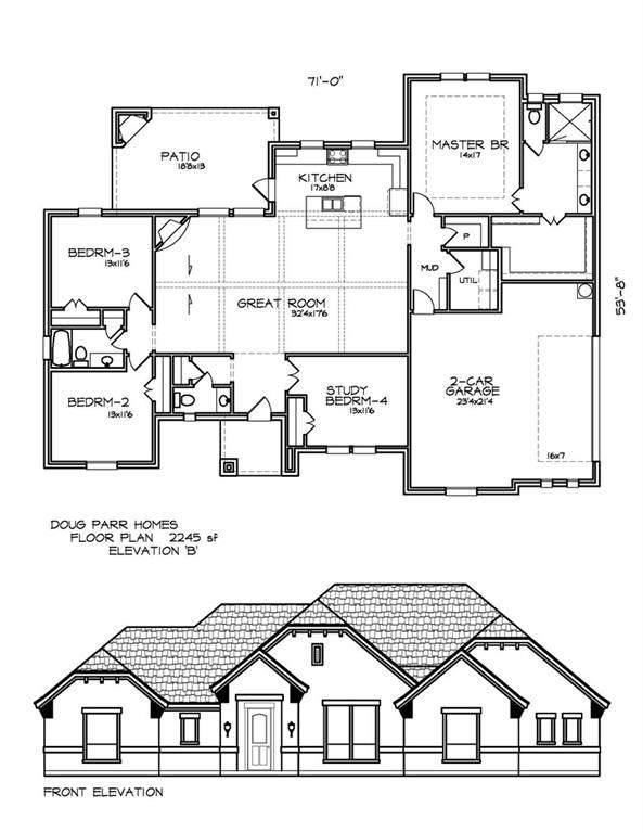 140 Oakwood Hills, Paradise, TX 76073 (MLS #14137594) :: Ann Carr Real Estate