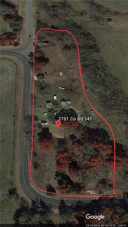 2761 County Road 341, Mckinney, TX 75071 (MLS #14137891) :: The Good Home Team