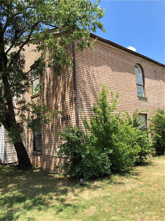 1611 Bell Street, Wichita Falls, TX 76309 (MLS #14138185) :: The Mitchell Group