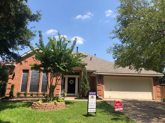 5412 Glacier Court, Fort Worth, TX 76137 (MLS #14138531) :: RE/MAX Town & Country