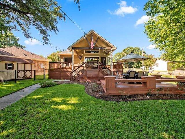 120 Excalibur Circle, Mabank, TX 75156 (MLS #14138577) :: RE/MAX Town & Country