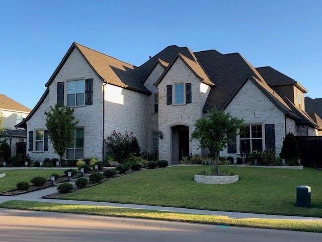 1611 Stillhouse Hollow Drive, Prosper, TX 75078 (MLS #14138886) :: Vibrant Real Estate