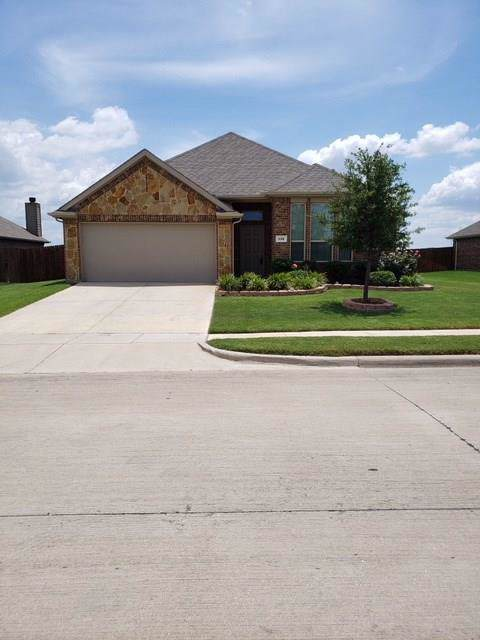 126 Sumac Drive, Waxahachie, TX 75165 (MLS #14139202) :: Century 21 Judge Fite Company