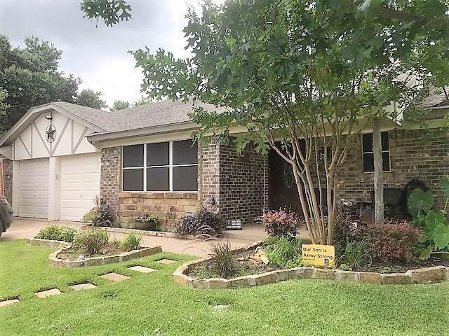 6821 Fair Meadows Drive, North Richland Hills, TX 76182 (MLS #14139515) :: RE/MAX Town & Country