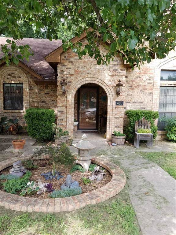 400 Jean Drive, Springtown, TX 76082 (MLS #14139611) :: RE/MAX Town & Country