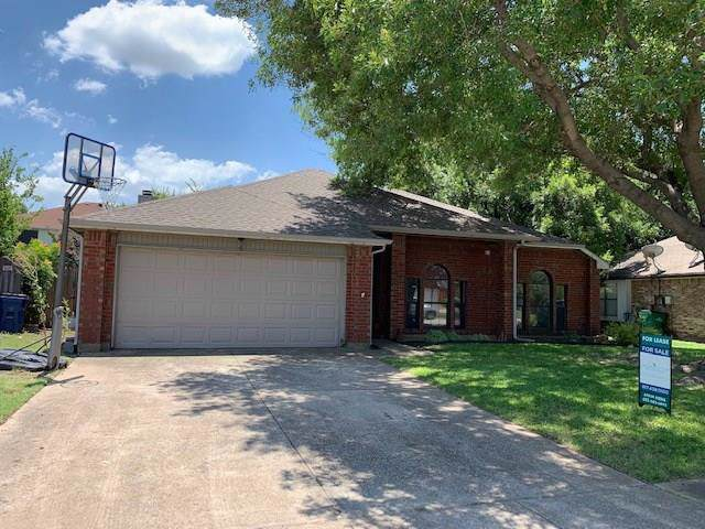 6620 Summer Hill Lane, Watauga, TX 76148 (MLS #14139731) :: RE/MAX Town & Country