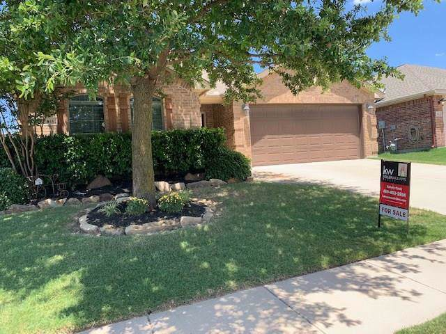 514 Andalusian Trail, Celina, TX 75009 (MLS #14139919) :: RE/MAX Town & Country