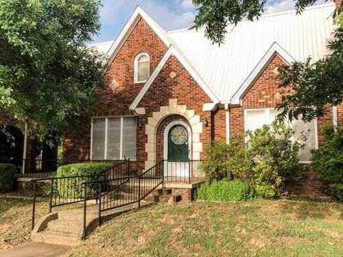 1311 N Parker Street N, Goldthwaite, TX 76844 (MLS #14140190) :: Team Tiller