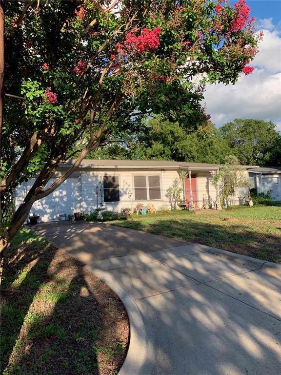428 Arthur Drive, Hurst, TX 76053 (MLS #14140476) :: RE/MAX Town & Country