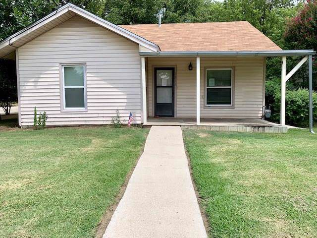 1315 Avenue J, Brownwood, TX 76801 (MLS #14140716) :: The Heyl Group at Keller Williams