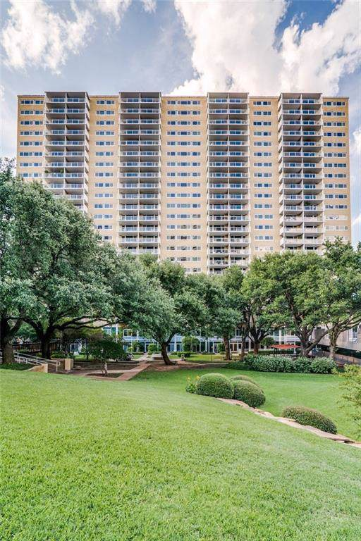3883 Turtle Creek Boulevard #2117, Dallas, TX 75219 (MLS #14141497) :: RE/MAX Pinnacle Group REALTORS