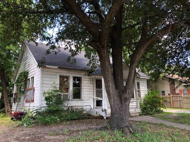 615&617 S Elm Street S, Sherman, TX 75090 (MLS #14141575) :: RE/MAX Town & Country