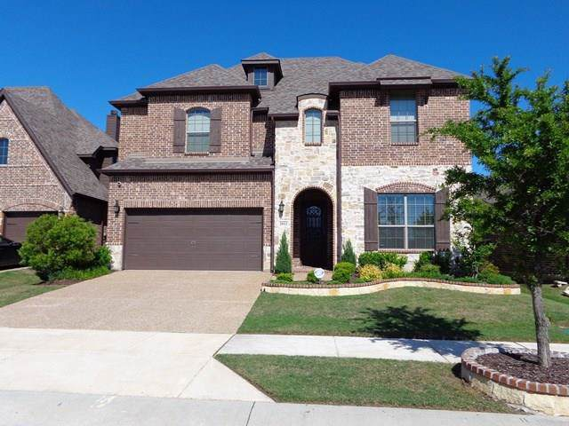 2012 Woodlawn Trail, Prosper, TX 75078 (MLS #14141756) :: RE/MAX Town & Country