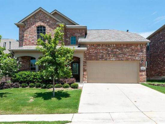 3453 Twin Pines Drive, Fort Worth, TX 76244 (MLS #14141792) :: Lynn Wilson with Keller Williams DFW/Southlake