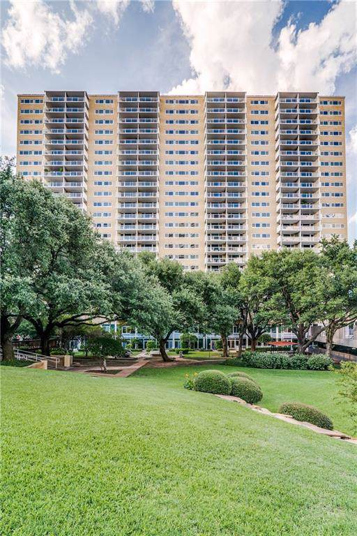 3883 Turtle Creek Boulevard #714, Dallas, TX 75219 (MLS #14142060) :: HergGroup Dallas-Fort Worth