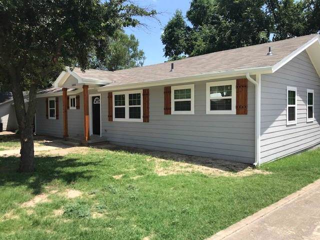 5004 Orien Street, Haltom City, TX 76117 (MLS #14142301) :: RE/MAX Town & Country