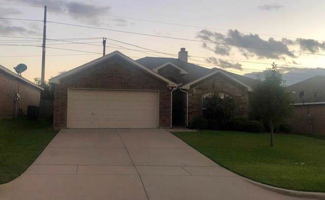 1827 Barbados Drive, Mansfield, TX 76063 (MLS #14142534) :: Lynn Wilson with Keller Williams DFW/Southlake