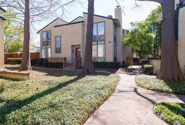 7155 Fair Oaks Avenue #22, Dallas, TX 75231 (MLS #14143069) :: RE/MAX Town & Country