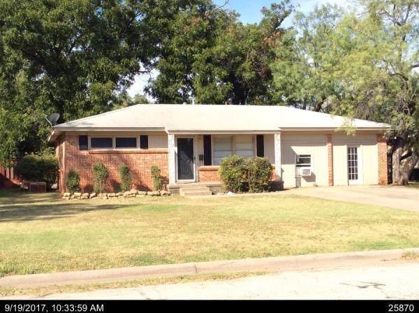720 Glendale Drive, Abilene, TX 79603 (MLS #14143249) :: RE/MAX Town & Country