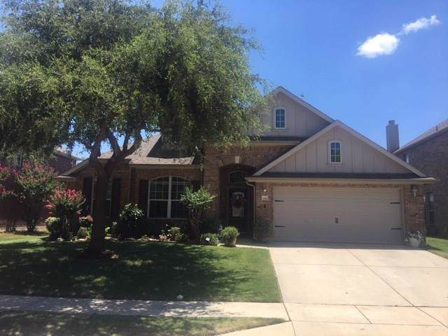 4012 Alderbrook Lane, Fort Worth, TX 76262 (MLS #14143259) :: RE/MAX Town & Country