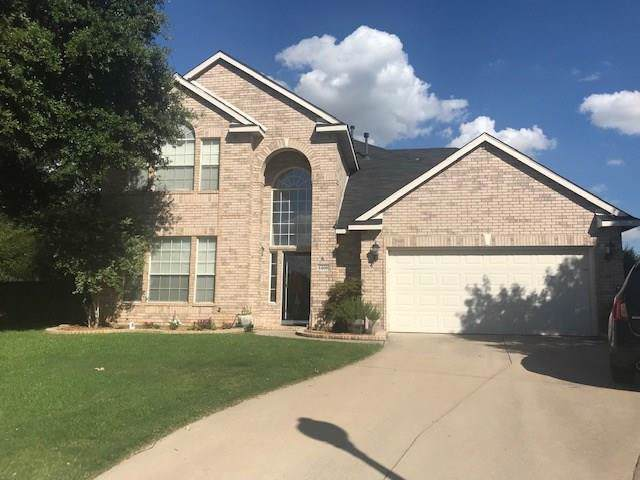 1400 Trinity Court, Flower Mound, TX 75028 (MLS #14143539) :: Real Estate By Design