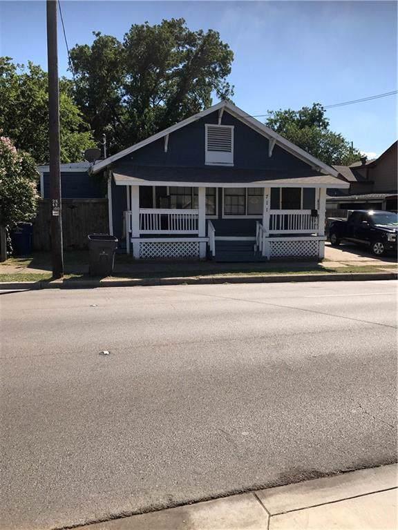 711 Graham Avenue, Dallas, TX 75223 (MLS #14143675) :: RE/MAX Town & Country