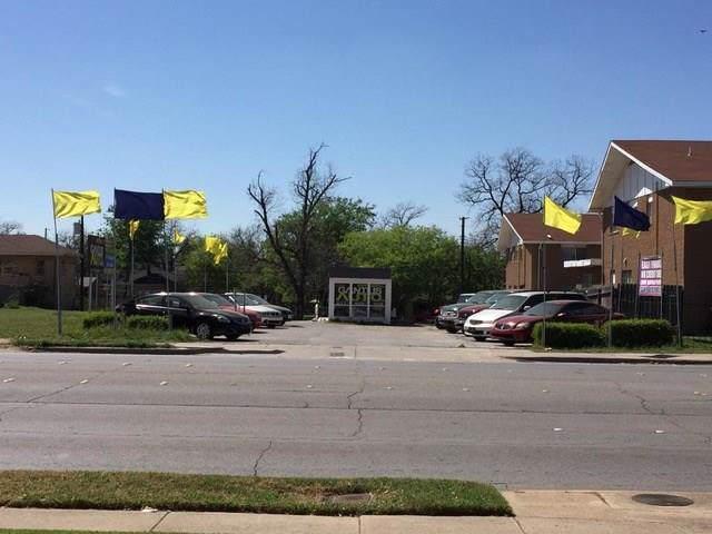 2000 Hemphill Street, Fort Worth, TX 76110 (MLS #14143998) :: Team Hodnett