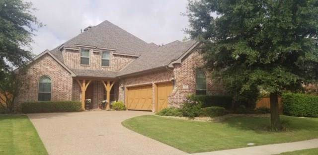 3600 Cascades Drive, Mckinney, TX 75070 (MLS #14144203) :: Tenesha Lusk Realty Group