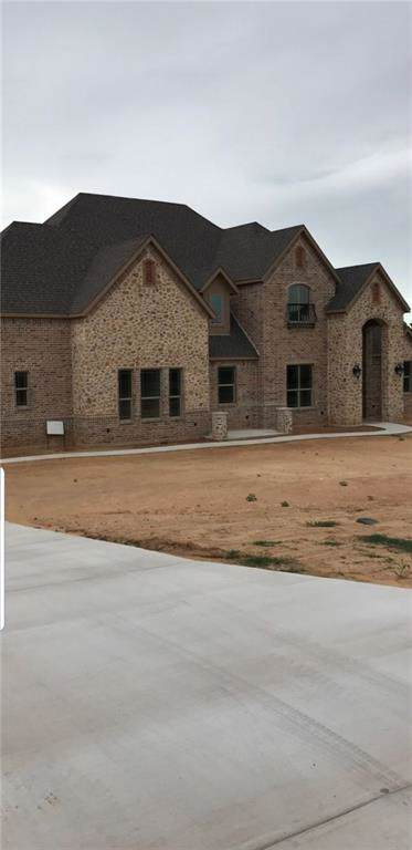 102 Private Road 4931, Springtown, TX 76082 (MLS #14144645) :: The Heyl Group at Keller Williams