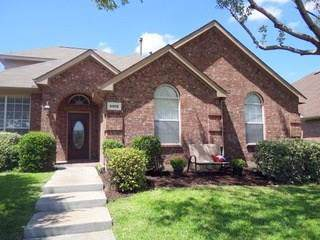 5908 Pine Ridge Boulevard, Mckinney, TX 75070 (MLS #14144822) :: The Good Home Team