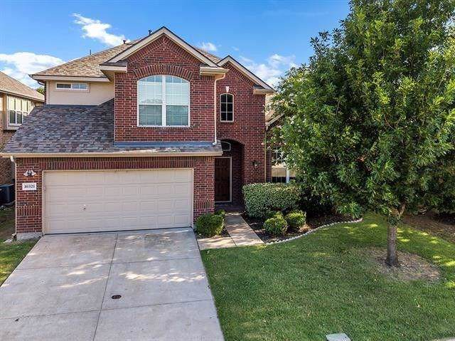 10321 Cochron Drive, Mckinney, TX 75072 (MLS #14144886) :: Frankie Arthur Real Estate