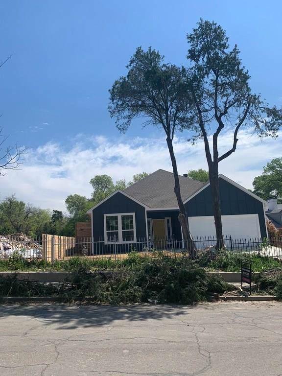 100 N Barnett Avenue, Dallas, TX 75211 (MLS #14145106) :: Kimberly Davis & Associates