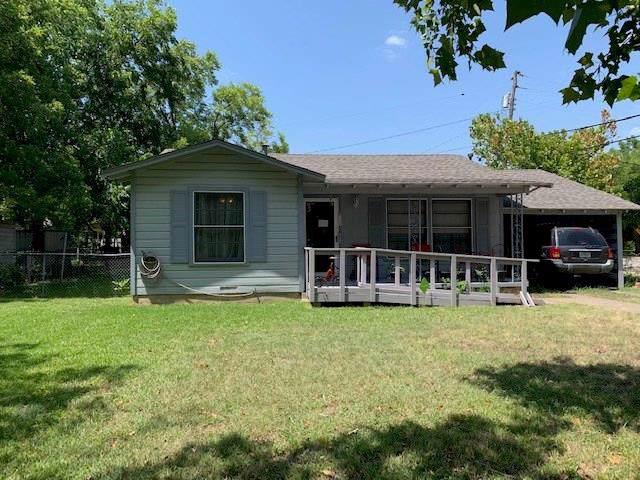 1111 Grand Avenue, Cleburne, TX 76033 (MLS #14145774) :: Tenesha Lusk Realty Group