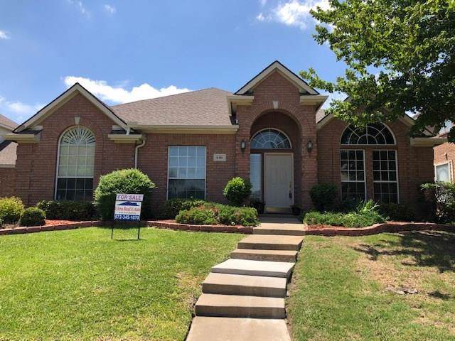 8301 Spring Ridge Drive, Plano, TX 75025 (MLS #14146083) :: Tenesha Lusk Realty Group