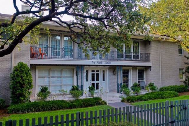 6143 Averill Way C 3, Dallas, TX 75225 (MLS #14146119) :: The Good Home Team