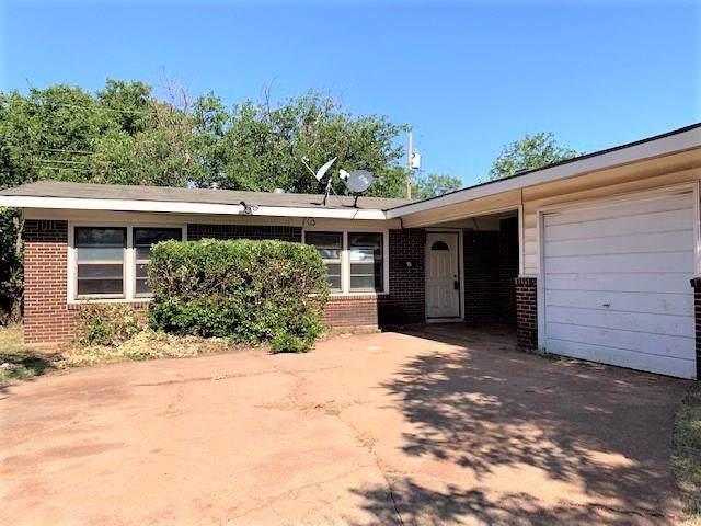 1536 Westview Drive, Abilene, TX 79603 (MLS #14146639) :: Hargrove Realty Group