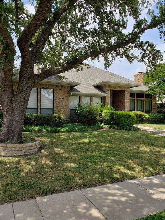 4207 Meadow Ridge Drive, Carrollton, TX 75010 (MLS #14148187) :: The Mitchell Group