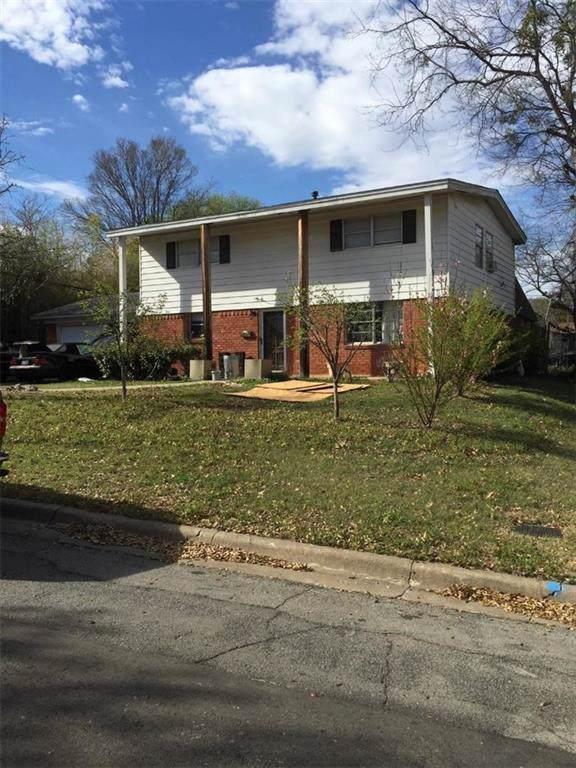 8024 Northbrook Drive, Benbrook, TX 76116 (MLS #14148359) :: Potts Realty Group