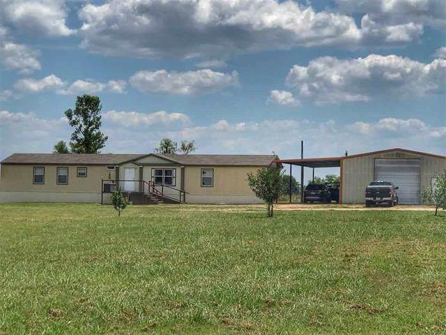 3699 Fm 824, Honey Grove, TX 75446 (MLS #14149298) :: The Good Home Team
