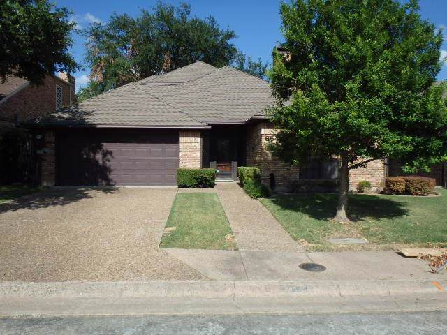 6547 Brook Lake Drive, Dallas, TX 75248 (MLS #14152386) :: The Mitchell Group